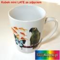 Kubek LATTE 330 ml biały z Twoim zdjęciem i dedykacją