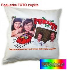 FOTO poduszka ze zdjęciem i dedykacją