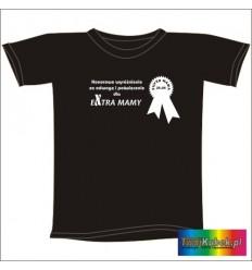 Śmieszna koszulka ORDER DLA MAMY