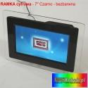 "FOTO ramka cyfrowa LCD 7"""